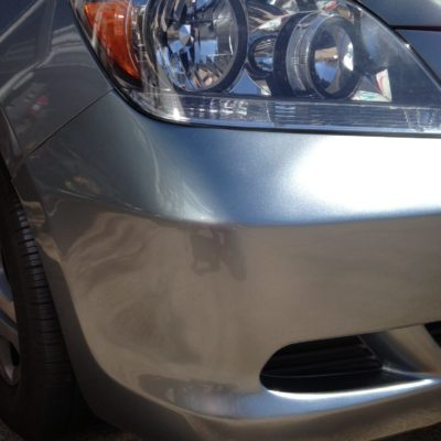 Paintless Dent Removal Complete