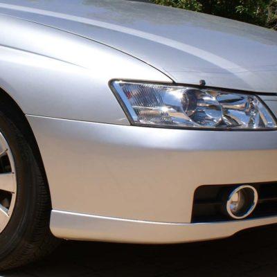 car paint clean after treatment
