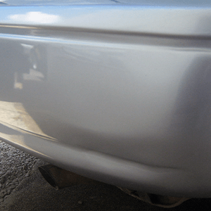 bumper repair after
