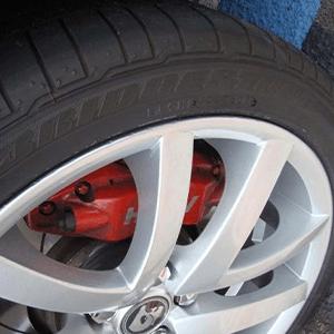 Recently Restored Alloy Wheels